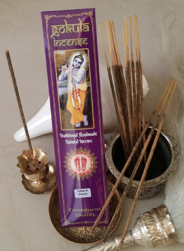 Lotus & Kewra Incense Sticks - 20 grams